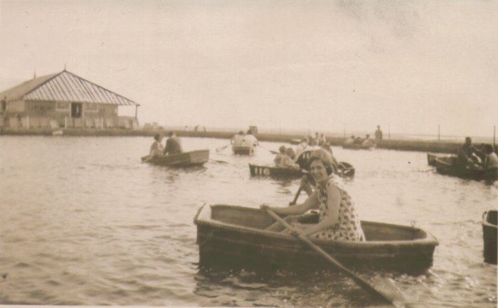 Boating Lake 1931