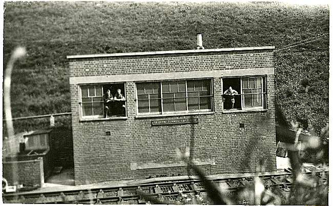 Severn Tunnel East Box 1952